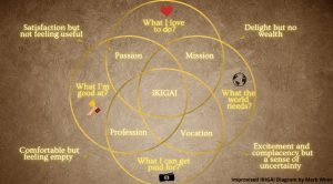 Read more about the article IKIGAI – Find your Life purpose
